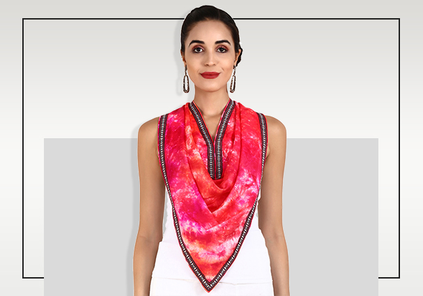 Where can I find silk scarves online?
