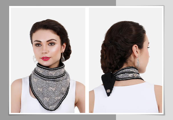 How a scarf is every woman's best friend?